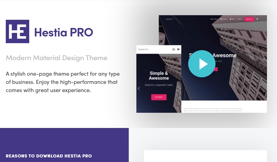 Download Hestia Pro Nulled