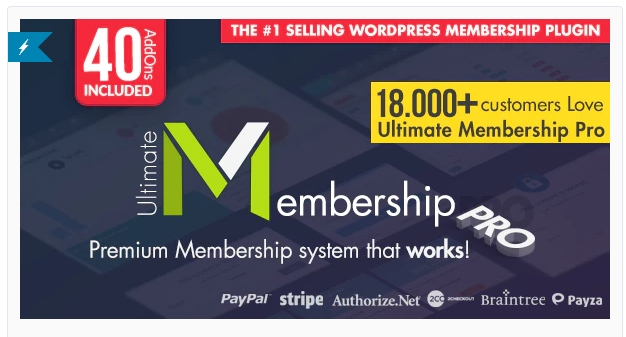 Download Ultimate Membership Pro Nulled