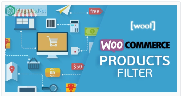 Download WOOF Nulled - WooCommerce Products Filter Nulled