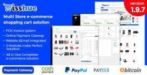 Isshue - Multi Store eCommerce Shopping Cart Solution - CodeCanyon Item for Sale
