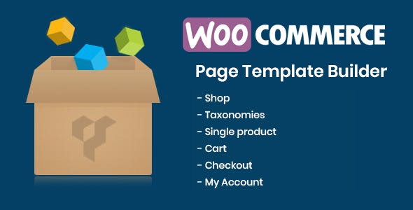 DHWCPage - WooCommerce Page Template Builder - CodeCanyon Item for Sale