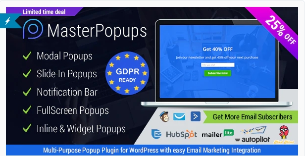 Master Popups Nulled