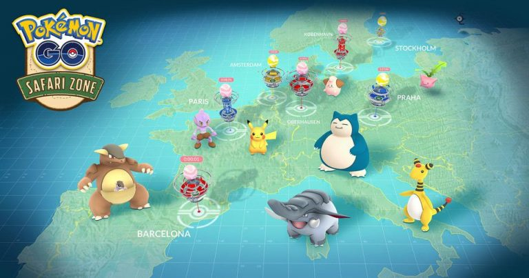Pokemon Go Full APK Download