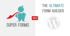 Super Forms - Drag & Drop Form Builder - CodeCanyon Item for Sale