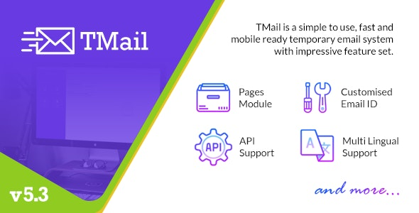 Tmail Nulled