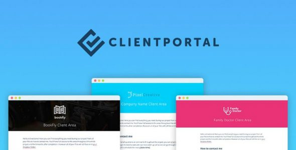 Client-Portal-nulled-demo