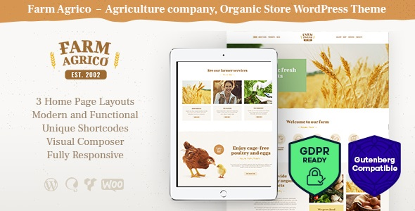 Farm-Agrico-nulled-download