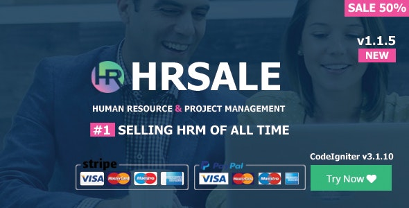 HRSALE-nulled-demo