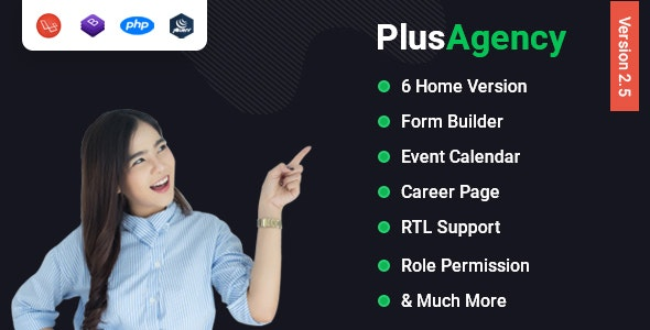 PlusAgency-nulled-download
