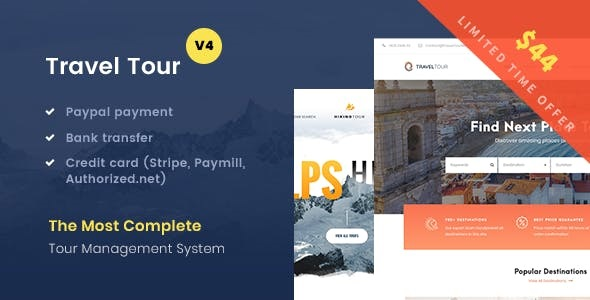 Travel-Tour-nulled-demo
