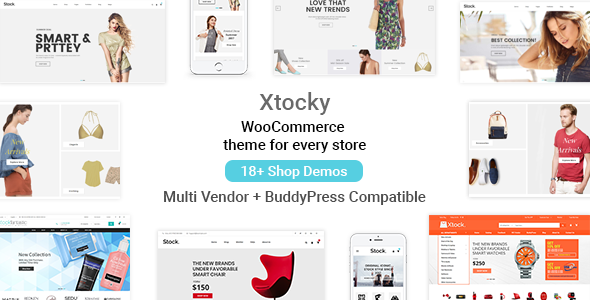 Xtocky-WooCommerce-Responsive-Them-nulled-demo