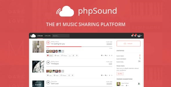 phpSound-nulled-demo