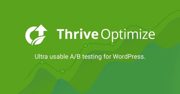 thrive-optimize-Nulled-Download