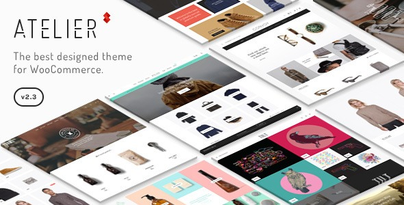 Atelier-Creative-Multi-Purpose-eCommerce-Theme-Nulled-Download