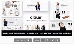 Claue-Nulled- [Full-Pack] -Magento-Theme-Nulled-Download