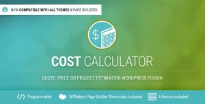 Cost-Calculator-WordPress-Plugin-nulled-download
