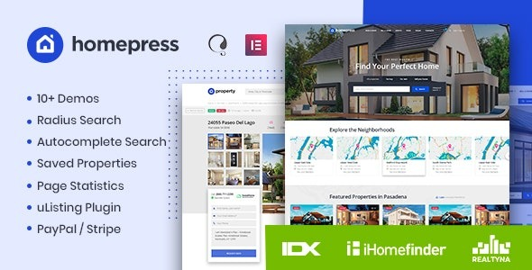 HomePress-Nulled-Download