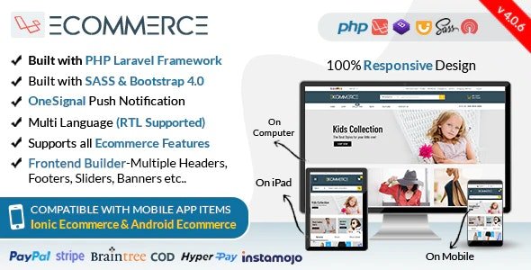 Laravel-Ecommerce-nulled-download
