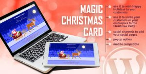 Magic-Christmas-nulled-demo