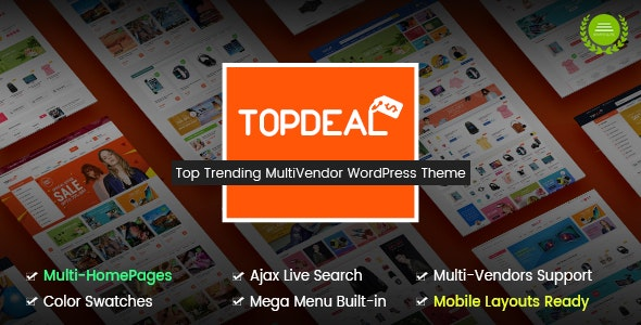 TopDeal-nulled-demo