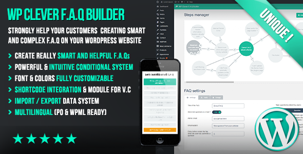 WP-Clever-FAQ-Builder-nulled-demo