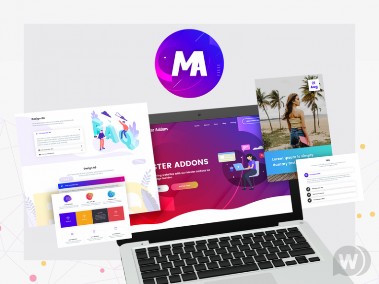 Master Addons for Elementor Pro Nulled