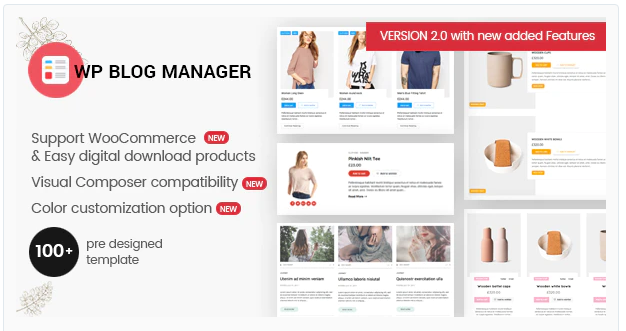 Wp Blog Manager Nulled Free Download