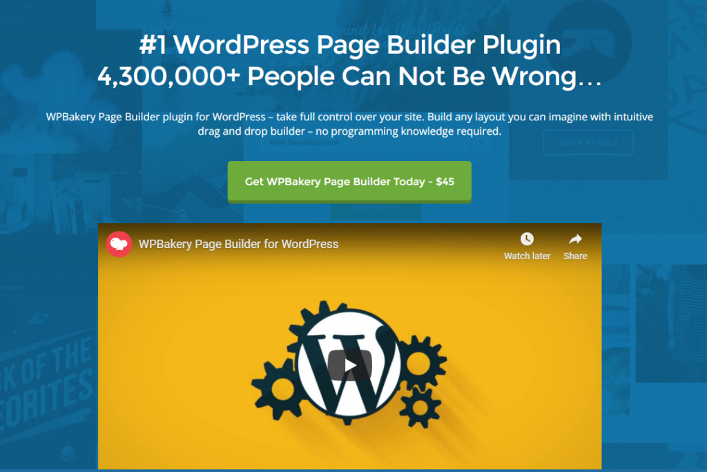WpBakery Page Builder Nulled Free Download
