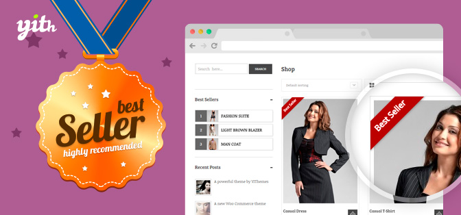YITH WooCommerce Best Sellers Premium Nulled Download