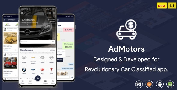 Admotors for car-Nulled-Download