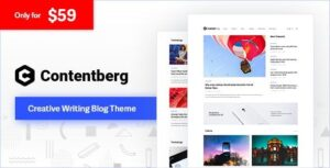 Contentberg-Content-Marketing-Personal-Blog-Nulled-Download