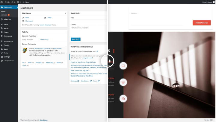 Dashboard Switcher-Nulled-Download