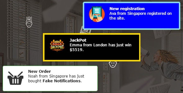 Fake-Notifications-nulled-download