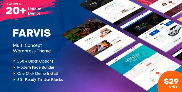 Farvis-nulled-demo