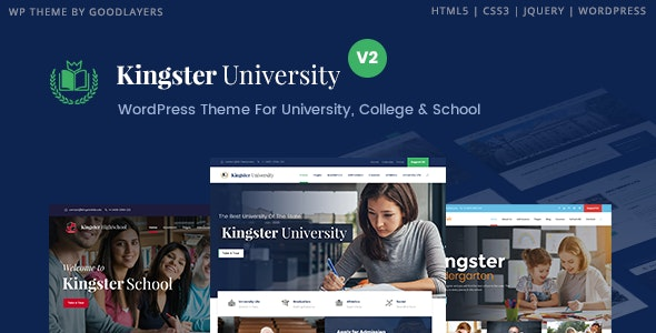 Kingster Nulled Wp Theme