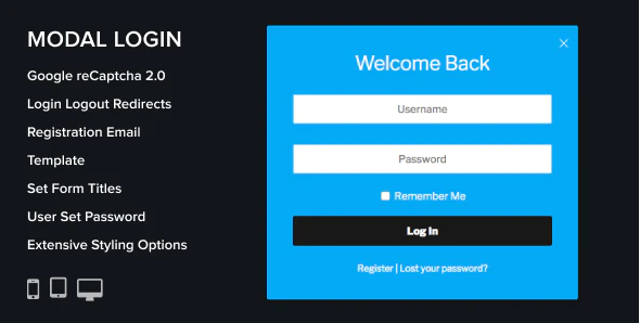 Madal login-Nulled-Download