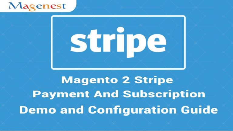 Magenest Stripe Payment and Subscription Nulled
