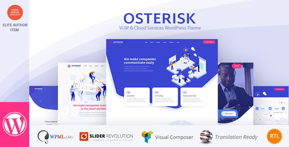 Osterisk-nulled-demo