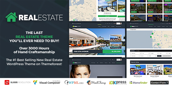 Real-Estate-7-nulled-demo