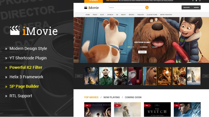 SJ iMovie-Nulled-Download