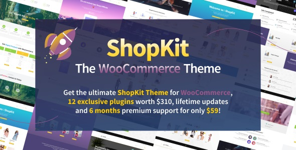 ShopKit -The-WooCommerce-nulled-download