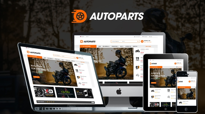Sj Autoparts-Nulled-Download