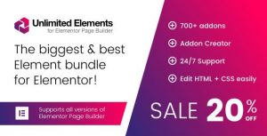 Unlimited-Elements-for-Elementor-Page-Builder-nulled-demo