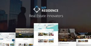 WP-Residence-nulled-demo