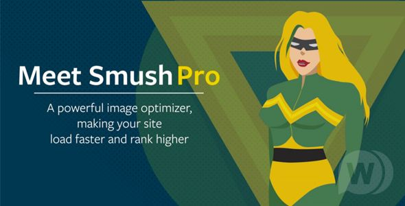 WP Smush Pro Nulled – WordPress Image Compression Plugin Crack