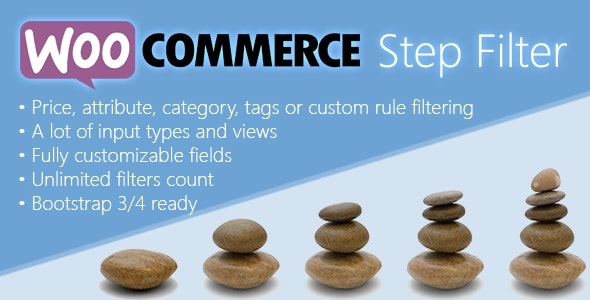 Woocommerce Step Filter Nulled