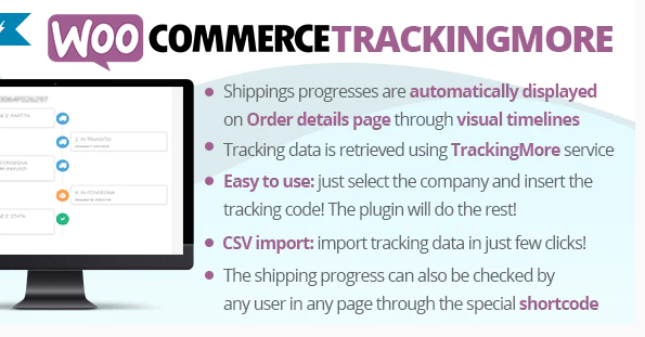 Woocommerce trackingmore-nulled-download