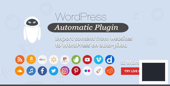 WordPress Automatic Nulled Free Download