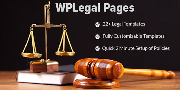 Wp Legal Pages-Nulled-Download