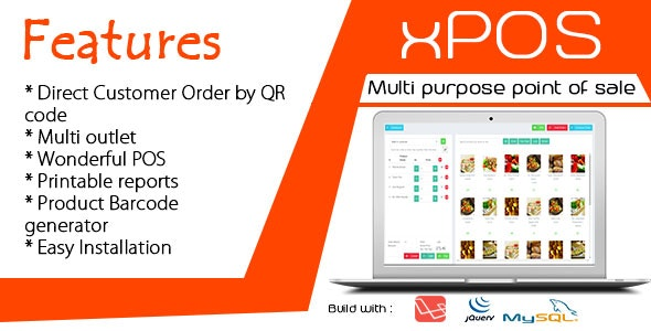 Xpos Nulled Poins of Sale Script